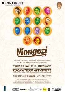 Viongozi Exhibition
